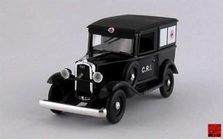 RIO4321 - FIAT BALILLA - 1935