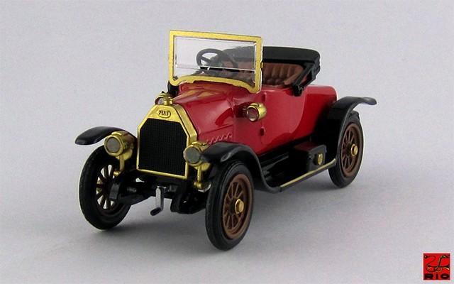 RIO4323 - FIAT ZERO - 1912 - Spider