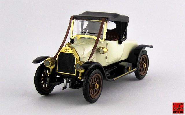 RIO4330 - FIAT ZERO - 1912 - Con telino