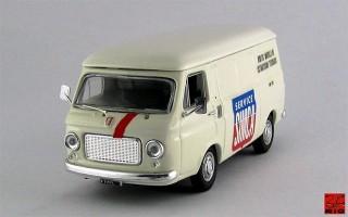 RIO4333 - FIAT 238 - 1970 - SIMCA Service