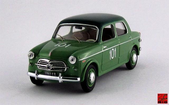 RIO4334 - FIAT 1100 TV - Mille Miglia 1954