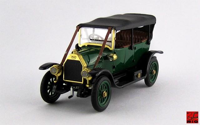RIO4350 - FIAT ZERO - 1914 - Farina