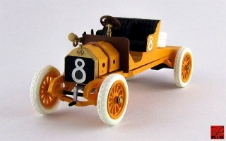 RIO4357 - ITALA - Targa Florio 1906 - Barone Pierre De Caters