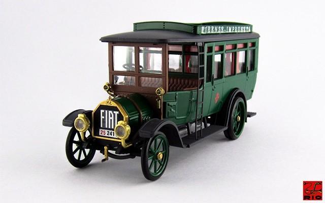 RIO4361 - FIAT 18 BL - 1915 - Firenze-Impruneta