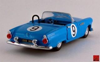 RIO4371 - FORD THUNDERBID - Sebring 1955 - Scher / Davis