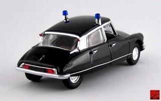 RIO4379 - CITROEN ID 19 - 1968 - Polizia Prefettura di Parigi