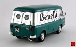 RIO4381 - FIAT 238 - 1954 - Benelli trasporto moto