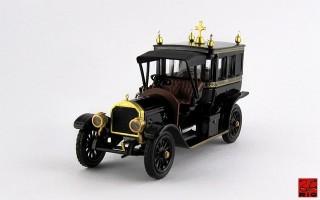 RIO4383 - MERCEDES LIMOUSINE - 1910 - Carro Funebre