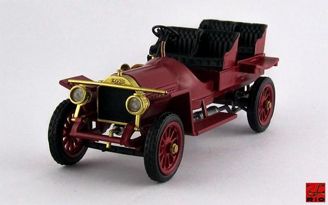 RIO4386 - THOMAS FLYER - 1908