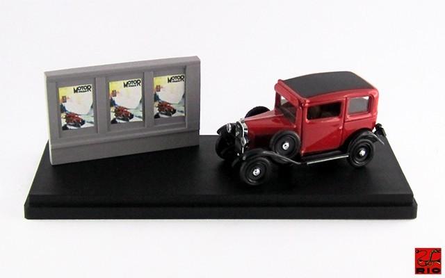 RIO4395 - FIAT 508 BALILLA - 1932