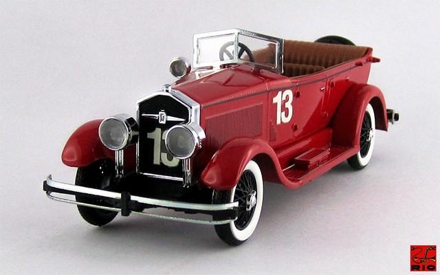 RIO4402 - ISOTTA FRASCHINI 8A SPYDER - Coppa del Lazio 1922 - Felice / Bianchi / Andreoli