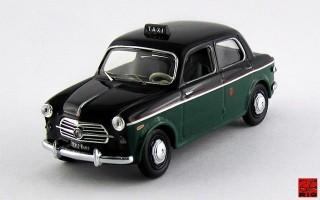 RIO4408/P - FIAT 1100 - 1956 - Taxi di Milano