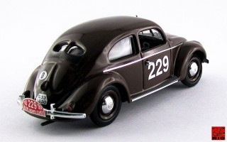 RIO4414 - VOLKSWAGEN MAGGIOLINO - Rallye Monte-Carlo 1952 - Nathan / Schellhaas