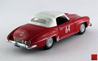 RIO4425 - MERCEDES 190 SL - Tour de France 1956 - Capdeville / Laugle
