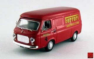 RIO4427 - FIAT 238 - 1973 - Assistenza Ferrari