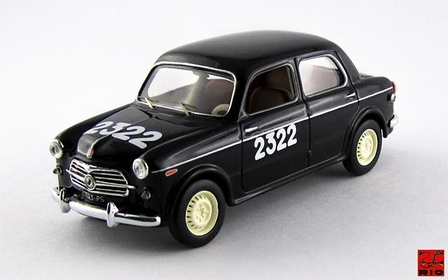 RIO4430 - FIAT 1100 103 - Mille Miglia 1955 - Tagliani / De Angelis