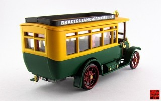 RIO4433 - FIAT 18 BL - 1916 - Autobus Bracigiano/Camarelle