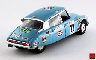 RIO4434 - CITROEN DS 21 - Rally del Marocco 1972 - Ponelle / De Serpos