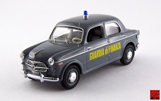 RIO4439 - FIAT 1100 103 - 1956 - Guardia di Finanza