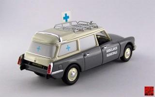 RIO4447 - CITROEN DS 19 - 1962 - Ambulanza Municipale