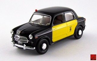 RIO4449 - FIAT 1100 - 1956 - Taxi Barcellona