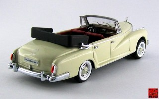 RIO4459 - MERCEDES 300 D - 1958 - Cabriolet