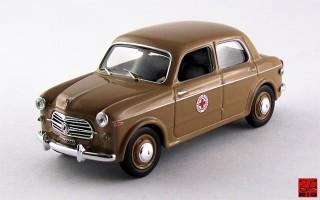 RIO4468 - FIAT 1100 103 - 1956 - Croce Rossa Italiana