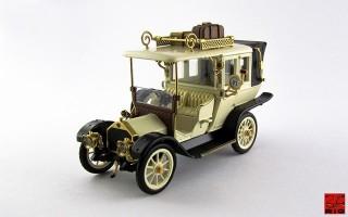 RIO4474 - MERCEDES 20-35 PS - 1911 - Taxi Berlino