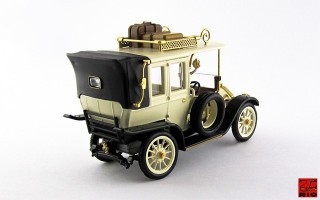 RIO4474 - MERCEDES 20-35 PS - 1911 - Taxi Berlino