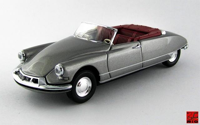 RIO4481 - CITROEN DS CABRIO - 1961