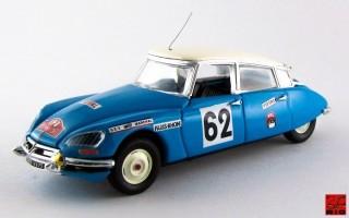 RIO4501 - CITROEN DS 21 - Rallye Monte-Carlo 1970 - Salomon / Saintigny
