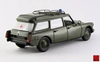 RIO4503 - CITROEN DS 19 BREAK - 1960 - Ambulanza militare