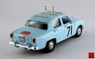 RIO4507 - ALFA ROMEO GIULIETTA BERLINA T.I. - Rallye Monte-Carlo 1960 - Loffler / Johansson