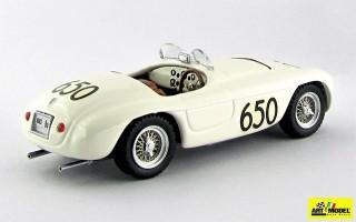 ART017 - FERRARI 166 MM BARCHETTA - Mille Miglia 1950 - Marzotto / Cristaldi