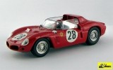 ART042 - FERRARI DINO 246 SP - Le Mans 1962 - Rodriguez/Rodriguez