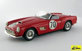ART076 - FERRARI 250 CALIFORNIA - Sebring 1959 - Ginther/Hively