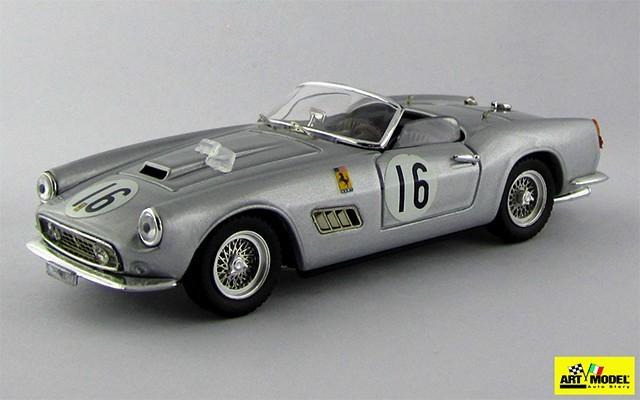ART086 - FERRARI 250 CALIFORNIA - Le Mans 1959 - Tavano / Groosman