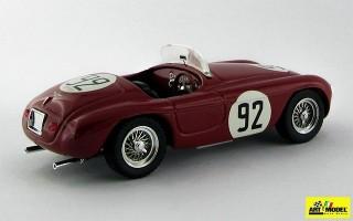 ART092 - FERRARI 225 S TOURING - G. P. di Montecarlo 1952 - Castellotti