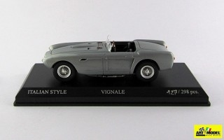 ART1002 - FERRARI 340 MEXICO SPYDER - 1952 - Vignale