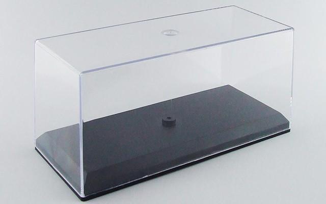Vetrina in plastica 13x6xh6.5 cm