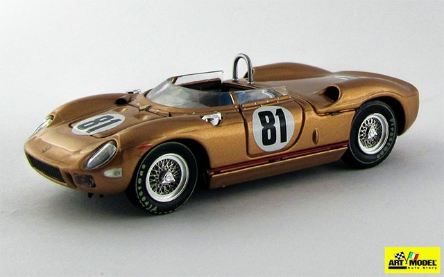 ART159 - FERRARI 275 P - Sebring 1965 - Bianchi / Mairesse