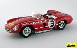 ART169 - FERRARI 500 MONDIAL - Carrera 1954 - Rubirosa / McAfee