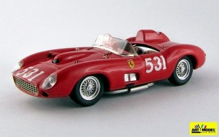 ART178 - FERRARI 315 S - Mille Miglia 1957 - De Portago / Nelson
