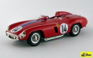 ART187 - FERRARI 750 MONZA - Le Mans 1955 - Gregory / Sparken