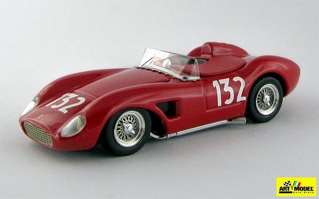 ART213 - FERRARI 500 TRC - Targa Florio 1959 - Cammarata / Tramontana