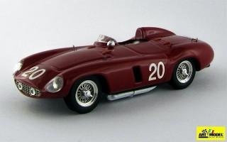 ART215 - FERRARI 750 MONZA - Monza 1955 - Cornacchia / Landi
