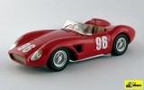 ART231 - FERRARI 500 TRC - Targa Florio 1958 - Tramontana / Cammarata