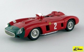 ART250 - FERRARI 860 MONZA - Nurburgring 1956 - De Portago / Gendebien