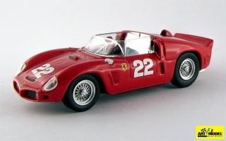 ART260 - FERRARI DINO 246 SP - Le Mans 1961 - Von Trips / Hill / Mairesse