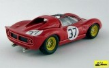 ART269 - FERRARI DINO 206 S - Monza 1966 - Biscaldi/Casoni